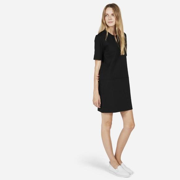 d85fcb57434 Everlane Dresses & Skirts - Everlane The Ponte Short Sleeve Dress